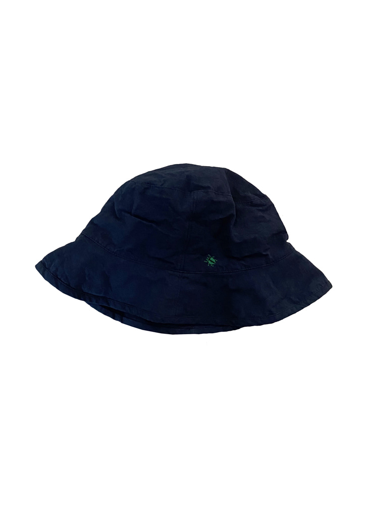 [vegetable flower studio X viaplain] Via Vege bucket hat